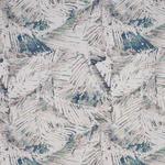 DEKOSTOFF per lfm blickdicht  - Türkis, Design, Textil (150cm) - Esposa