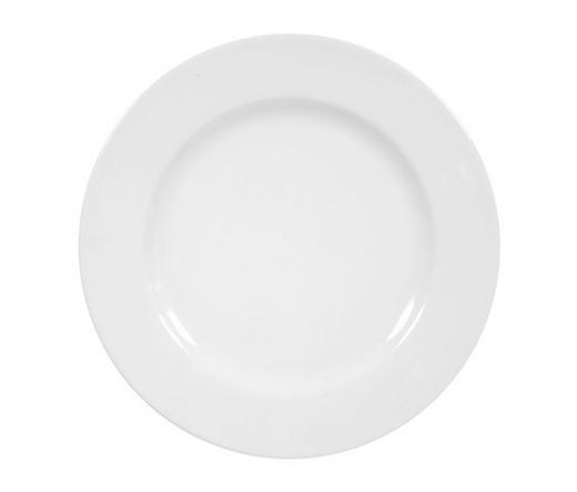 SPEISETELLER 25 cm - Weiß, Basics, Keramik (25cm) - Seltmann Weiden
