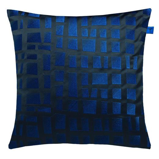 KISSENHÜLLE Dunkelblau 40/40 cm - Dunkelblau, Textil (40/40cm) - Joop!