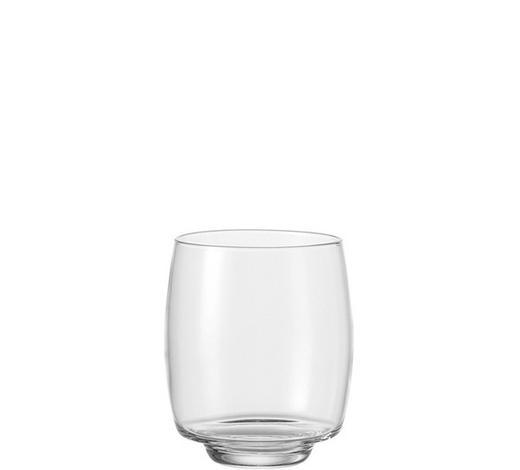 WINDLICHT  - Klar, Basics, Glas (17/20/17cm) - Leonardo
