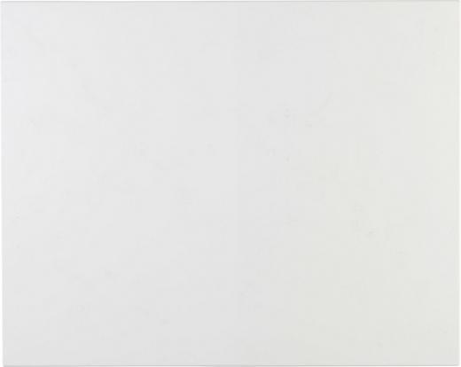 KLAPPE Weiß - Weiß, Design (52/42cm) - Xora