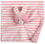 SCHMUSETUCH - Rosa, Basics, Textil (20/20cm) - My Baby Lou