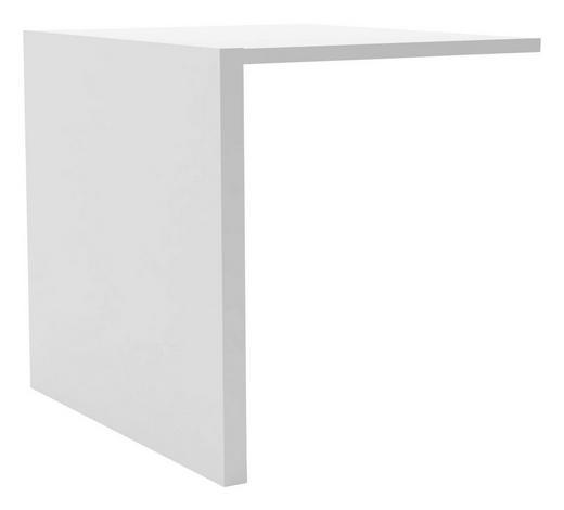 INNENEINTEILUNG in - Weiß, MODERN, Holzwerkstoff (46,5/52/54,4cm) - Hom`in