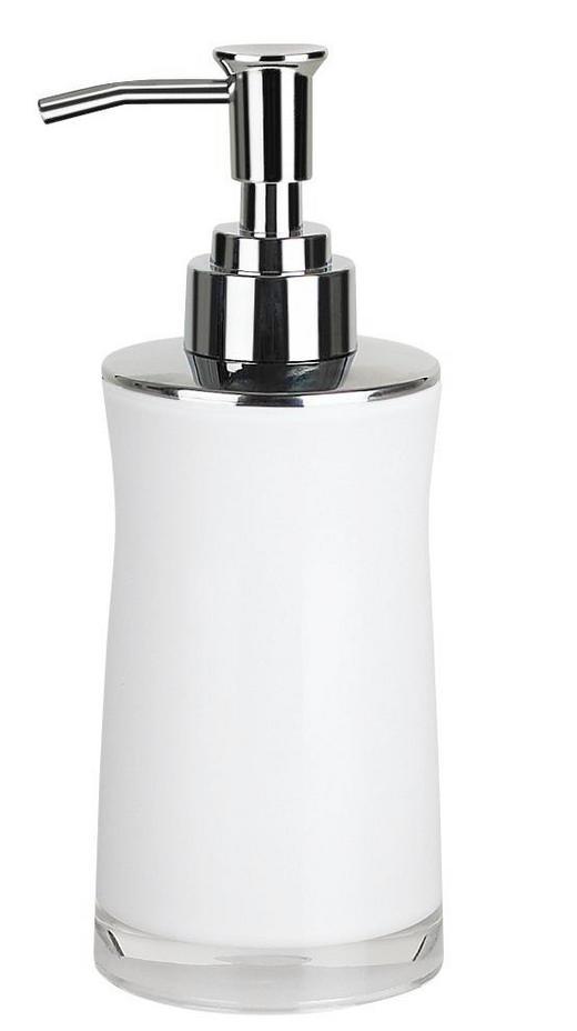 SEIFENSPENDER - Weiß, Basics, Kunststoff (7/21cm) - Spirella