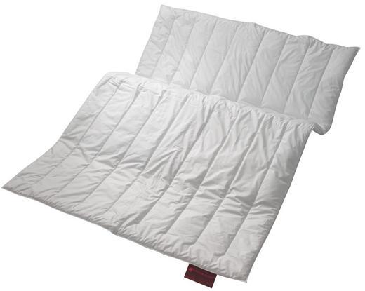 Sommerbett Vital Plus Leicht  155/220 cm - Weiß, Basics, Textil (155/220cm) - CENTA-STAR