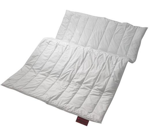 Sommerbett Vital Plus Leicht  135/200 cm   - Weiß, Basics, Textil (135/200cm) - Centa-Star