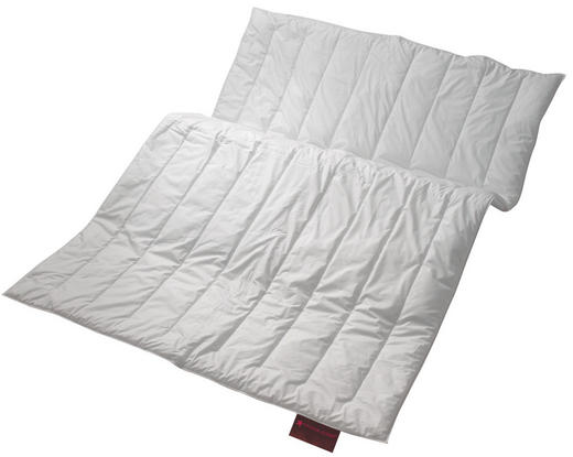 Winterbett Vital Plus Duo  135/200 cm - Weiß, Basics, Textil (135/200cm) - Centa-Star