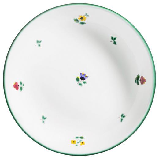 SUPPENTELLER 20 cm - Grün, LIFESTYLE, Keramik (20cm) - Gmundner