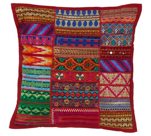 POLŠTÁŘ OZDOBNÝ, 40/40 cm, vícebarevná - vícebarevná, Lifestyle, textil (40/40cm) - Esposa