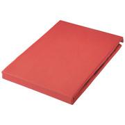 SPANNLEINTUCH 90/190 cm - Rot, Basics, Textil (90/190cm) - Schlafgut