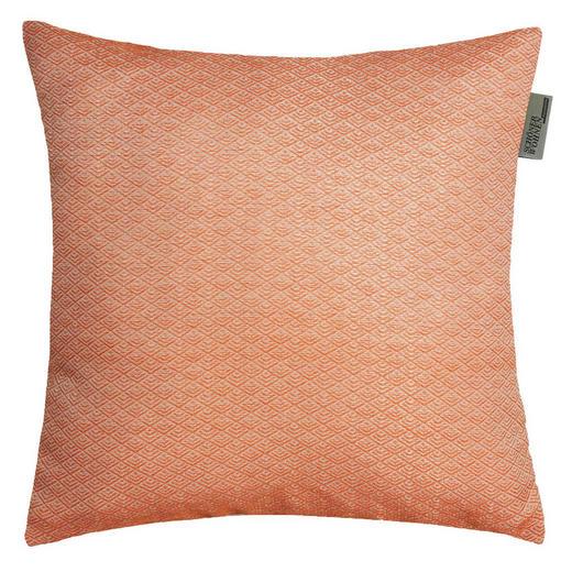 KISSENHÜLLE Orange 38/38 cm - Orange, Textil (38/38cm) - Schöner Wohnen