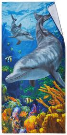 STRANDTUCH 75/150 cm - Multicolor, LIFESTYLE, Textil (75/150cm) - Esposa