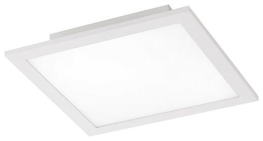 LED STROPNÍ SVÍTIDLO - bílá, Basics, kov (30/30/5,6cm) - NOVEL