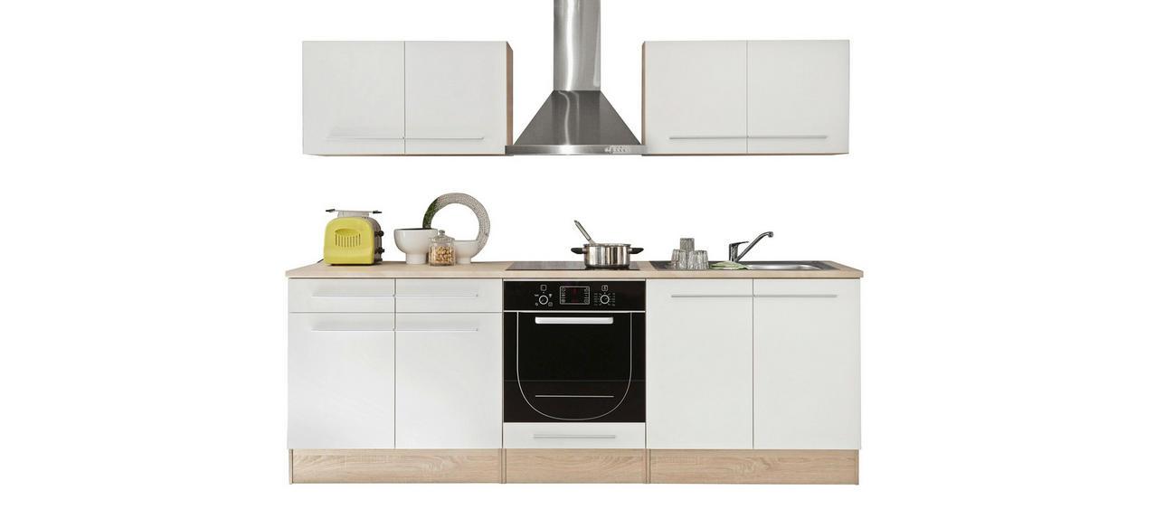 [xxxlutz.at] Küchenblock ohne Geräte um 199€