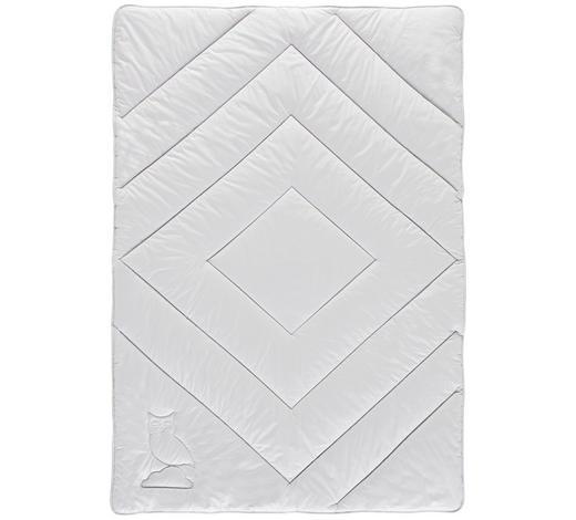 EINZIEHDECKE 135-140/200 cm - Silberfarben, Basics, Textil (135-140/200cm) - Billerbeck