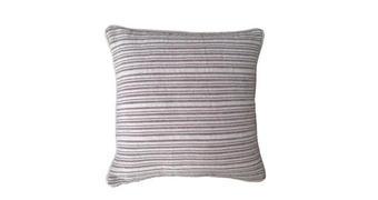 JASTUČNICA - smeđa, Konvencionalno, tekstil (45/45cm)