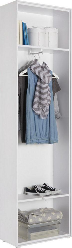 HALLINREDNING - vit, Design, träbaserade material (62/213/30cm) - Hom`in