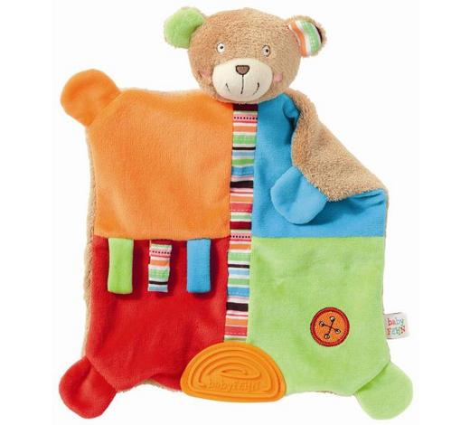 SCHMUSETUCH - Multicolor, Basics, Textil (20/13,6cm) - Fehn