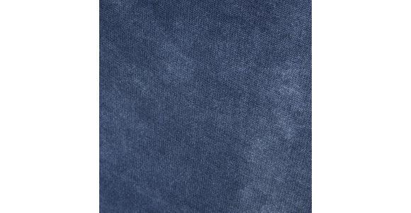 NACHTKÄSTCHEN in Grau  - Chromfarben/Grau, Trend, Glas/Textil (45/63/45cm) - Esposa