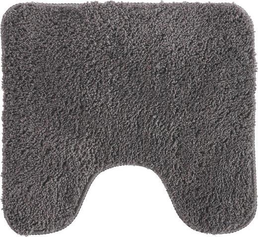 WC-VORLEGER - Grau, Basics, Weitere Naturmaterialien/Textil (45/50cm) - Esposa