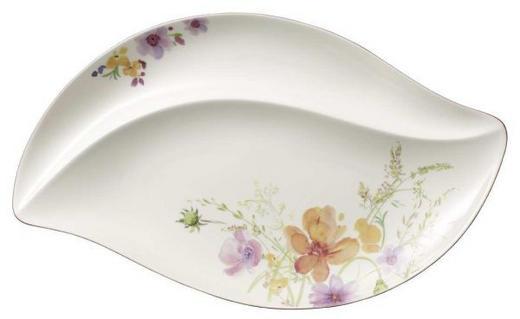SERVIERPLATTE - Multicolor/Weiß, Basics, Keramik (50/30cm) - Villeroy & Boch