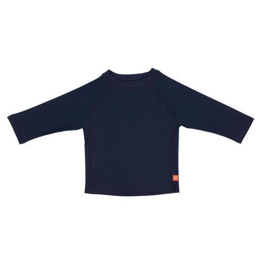 BADESHIRT - Dunkelblau, Basics, Textil (L) - Lässig