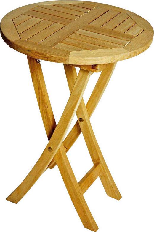 Gartentisch Holz Teakfarben Online Kaufen Xxxlutz