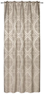 KOMBIVORHANG blickdicht - Beige, LIFESTYLE, Textil (135/245cm) - Esposa