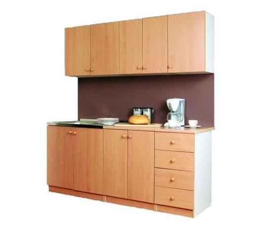 KUHINJSKI BLOK - boje bukve, Konvencionalno, drvni materijal (180/200/60cm) - Boxxx