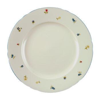 SPEISETELLER Keramik Porzellan - Creme, Basics, Keramik (25cm) - Seltmann Weiden