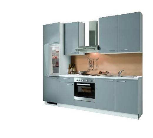 KUHINJSKI BLOK - bijela/siva, Design, drvni materijal (270/237cm) - Welnova
