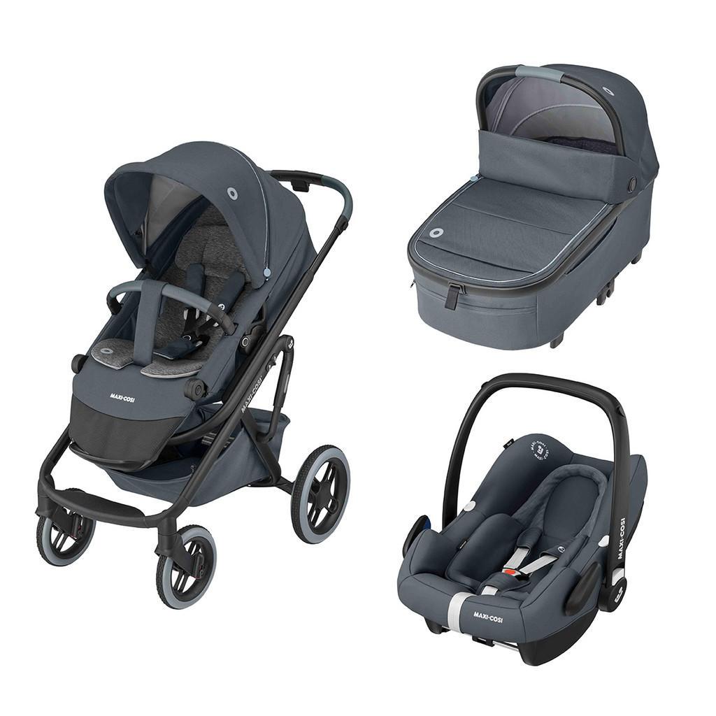 Maxi-Cosi Kinderwagenset lila xp