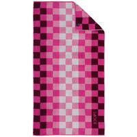 DUSCHTUCH 80/150 cm - Pink/Rot, Design, Textil (80/150cm) - Joop!