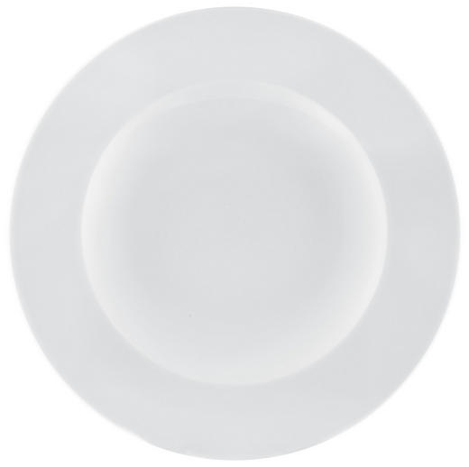 PLATZTELLER Keramik Porzellan - Weiß, Keramik (31,5cm) - Seltmann Weiden