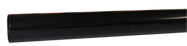 RUNDSTANGE 160 cm - Schwarz, Basics, Metall (160cm) - Homeware