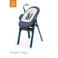 HOUPAČKA - bílá/modrá, Basics, umělá hmota (79/55/11cm) - Stokke