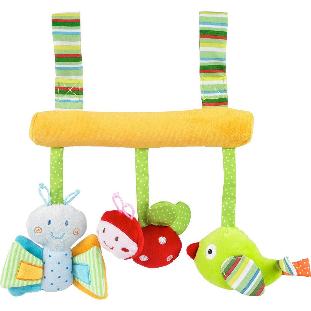 Babyschalenmobile mit lustigen Tieren von My Baby Lou