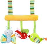 BABYSCHALENMOBILE - Multicolor, Basics, Textil (22/20cm) - My Baby Lou