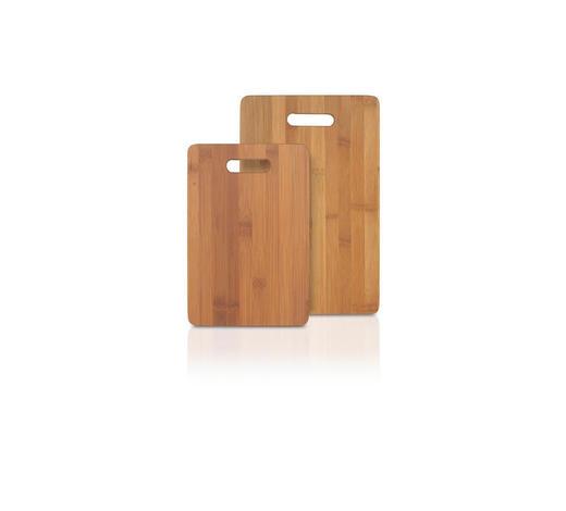 PRKÝNKO - hnědá, Basics, dřevo (36/23/0,8cm) - Homeware