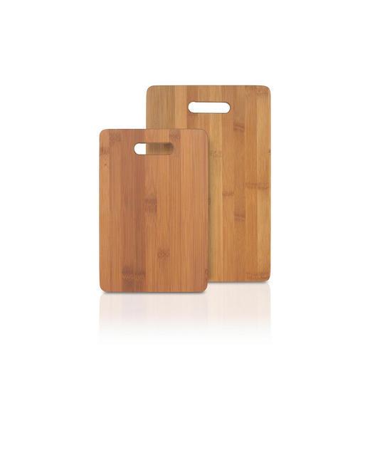 SCHNEIDEBRETT - Braun, Basics, Holz (36/23/0,8cm) - Homeware