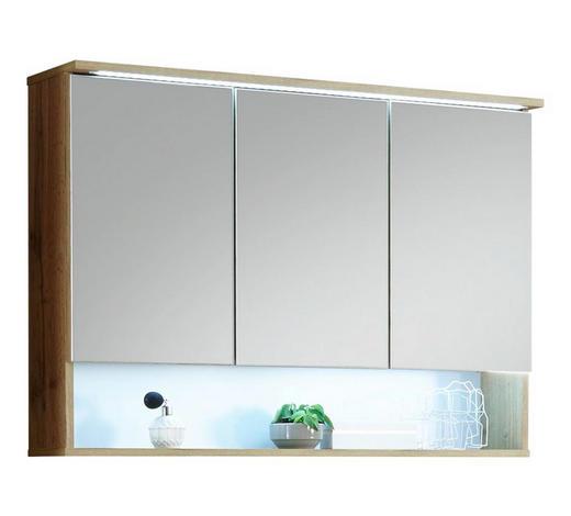 Spiegelschrank Badezimmer 3 Turig Zuhause