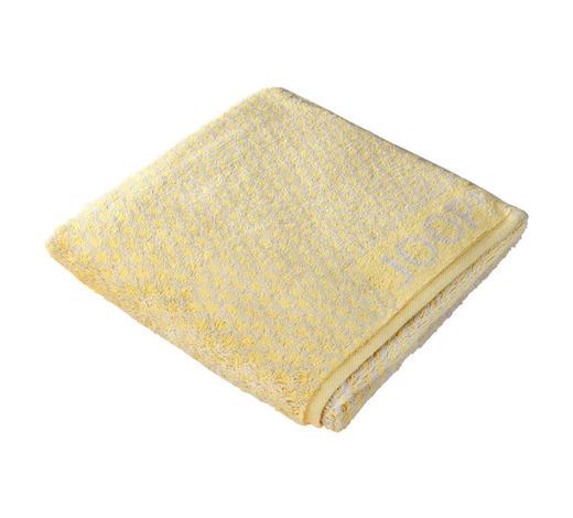 DUSCHTUCH 80/150 cm - Gelb, Design, Textil (80/150cm) - Joop!
