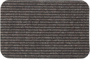 DÖRRMATTA - brun, Klassisk, textil/plast (40/60cm) - Boxxx