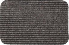 FUßMATTE 40/60 cm  - Braun, KONVENTIONELL, Kunststoff/Textil (40/60cm) - Boxxx