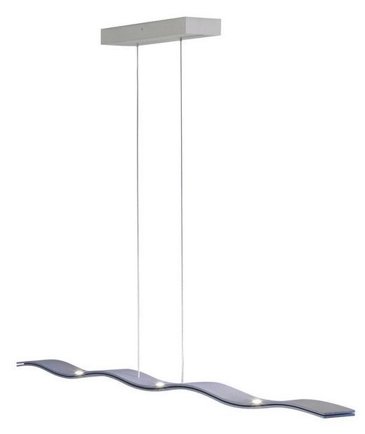 LED-HÄNGELEUCHTE - Alufarben, LIFESTYLE, Metall (145/140cm)