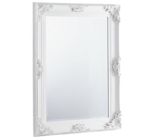 OGLEDALO - bijela, Lifestyle, staklo/drvni materijal (85/115/7,5cm) - Landscape