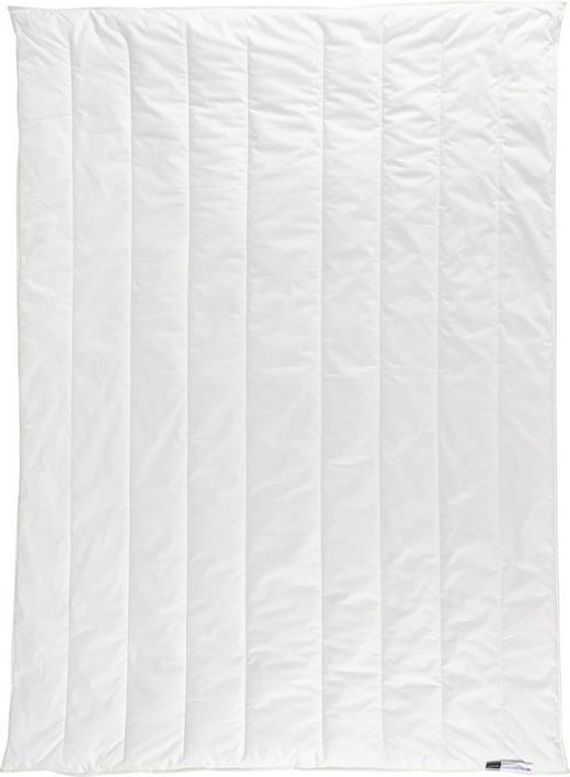 WINTERBETT  155/220 cm - Weiß, Design, Textil (155/220cm) - Centa-Star