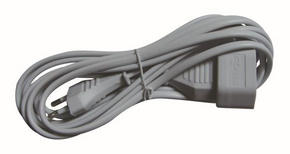 FÖRLÄNGNINGSSLADD - vit, Basics, metall/plast (20,5/5,5/4cm) - Homeware