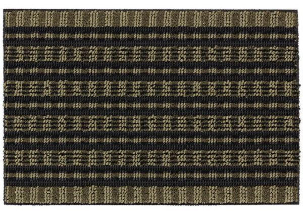 FUßMATTE 40/60 cm - Dunkelgrün, KONVENTIONELL, Textil (40/60cm) - ESPOSA