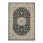 Teppich Nicoletta - Schwarz, Textil (120/45/15cm) - James Wood